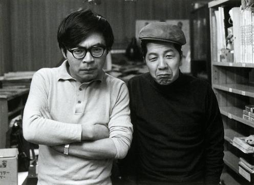 miyazaki&Yasuo Ōtsuka